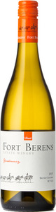 Fort Berens Chardonnay 2015, BC VQA British Columbia Bottle