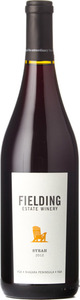 Fielding Syrah 2012, VQA Niagara Peninsula Bottle