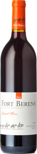 Fort Berens Cabernet Franc 2013, BC VQA Bottle