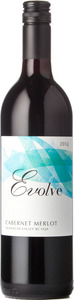 Evolve Cabernet Merlot 2014, Okanagan Valley Bottle