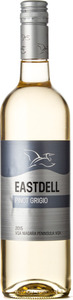 Eastdell Pinot Grigio 2015, VQA Niagara Peninsula Bottle