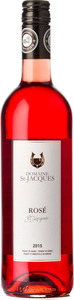 Domaine St Jacques Rosé De St Jacques 2015 Bottle