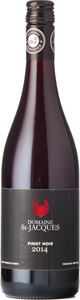 Domaine St Jacques Pinot Noir 2014 Bottle