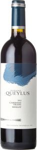 Queylus Cabernet Franc Merlot Reserve Du Domaine 2012, VQA Niagara Peninsula Bottle