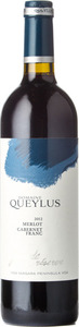Domaine Queylus Merlot La Grande Reserve 2013, VQA Niagara Peninsula Bottle