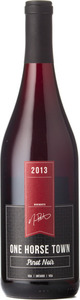 Dark Horse One Horse Town Pinot Noir 2013, Huron County Bottle