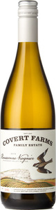 Covert Farms Roussanne Viognier 2015, Okanagan Valley Bottle