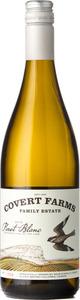 Covert Farms Pinot Blanc 2015, BC VQA Okanagan Valley Bottle
