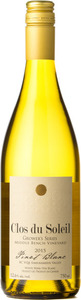 Clos Du Soleil Winemaker's Series Pinot Blanc Middle Bench Vineyard 2015, Similkameen Valley Bottle