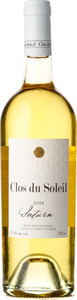 Clos Du Soleil Saturn Late Harvest Sauvignon Blanc 2014, BC VQA Similkameen Valley (375ml) Bottle