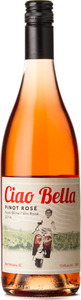 Ciao Bella Pinot Rosé 2014, Okanagan Valley Bottle