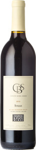 Church & State Coyote Bowl Series Syrah Second Chapter Vineyard 2013, Okanagan Valley Bottle