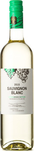 Chateau Des Charmes Sauvignon Blanc 2015, VQA St. David's Bench Bottle