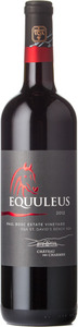 Chateau Des Charmes Equuleus Paul Bosc Estate Vineyard 2012, VQA St. David's Bench Bottle