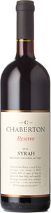 Chaberton Reserve Syrah 2012, BC VQA Fraser Valley Bottle
