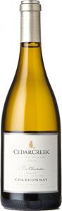 CedarCreek Platinum Block 5 Chardonnay 2014, Okanagan Valley Bottle