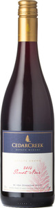 CedarCreek Pinot Noir 2014, Okanagan Valley Bottle
