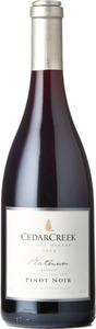 CedarCreek Platinum Block 4 Pinot Noir 2014, BC VQA Okanagan Valley Bottle