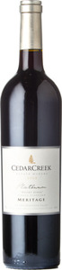 CedarCreek Platinum Meritage Desert Ridge 2013, BC VQA Okanagan Valley Bottle