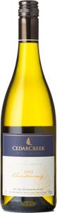 CedarCreek Chardonnay 2014, BC VQA Okanagan Valley Bottle