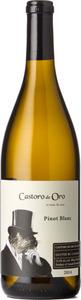 Castoro De Oro Pinot Blanc 2014 Bottle