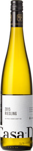 Casa Dea Riesling 2015, VQA Prince Edward County Bottle