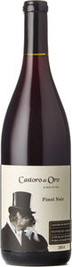 Castoro De Oro Pinot Noir 2014 Bottle