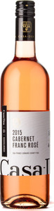 Casa Dea Cabernet Franc Rosé 2015, Prince Edward County Bottle