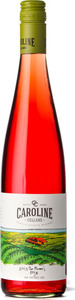 Caroline Cellars The Farmer's Rose 2015 Bottle