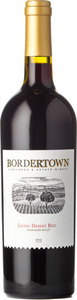 Bordertown Living Desert Red 2013, Okanagan Valley Bottle