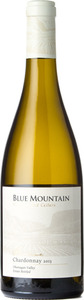 Blue Mountain Reserve Chardonnay 2013, Okanagan Valley Bottle