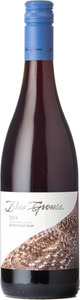 Blue Grouse Estate Pinot Noir 2014, Vancouver Island Bottle