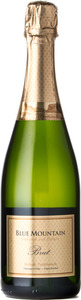 Blue Mountain Gold Label Brut, Disgorged 03/15, Méthode Traditionnelle, Okanagan Valley Bottle
