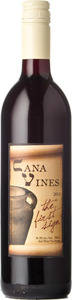 Cana Vines The First Sign 2013, Okanagan Valley Bottle