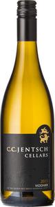 C.C. Jentsch Cellars Viognier 2015, BC VQA Okanagan Valley Bottle