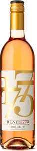 Bench 1775 Winery Glow 2015, VQA Okanagan Valley Bottle