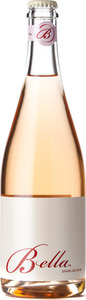 Bella Sparkling Gamay Cavada Vineyard Rosé 2015, Okanagan Valley Bottle