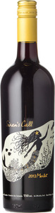 Bc Wine Studio Siren's Call Merlot Anarchist Mountain Vineyard 2013, Okanagan Valley Bottle