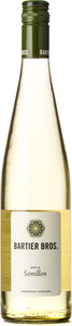 Bartier Bros. Semillon Cerqueira Vineyard 2014, BC VQA Okanagan Valley Bottle