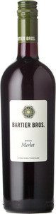 Bartier Bros. Merlot Cerqueira Vineyard 2013 Bottle