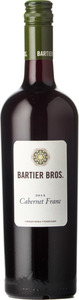 Bartier Bros. Cabernet Franc Cerqueira Vineyard 2014, Okanagan Valley Bottle
