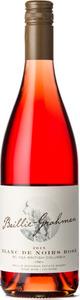 Baillie Grohman Blanc De Noirs Rosé 2015, BC VQA British Columbia Bottle