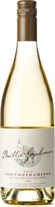 Baillie Grohman Gewurztraminer 2015, BC VQA British Columbia Bottle