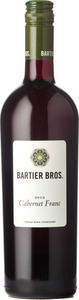 Bartier Bros. Cabernet Franc Cerqueira Vineyard 2013, Okanagan Valley Bottle