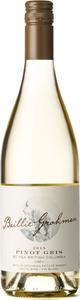 Baillie Grohman Pinot Gris 2015, BC VQA British Columbia Bottle