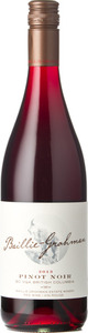 Baillie Grohman Pinot Noir 2013, BC VQA British Columbia Bottle