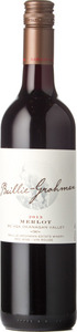 Baillie Grohman Merlot 2013 Bottle