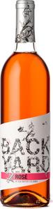 Backyard Vineyards Rosé 2015, Fraser Valley Bottle