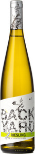 Backyard Vineyards Riesling 2015, British Columbia Bottle