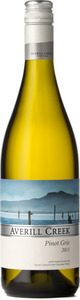 Averill Creek Pinot Gris 2013, Vancouver Island Bottle